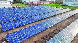 la planta. El proyecto demandó unos 28 millones de pesos que aportaron el Estado nacional y el consorcio local.