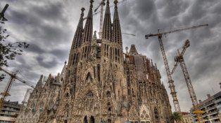Blanco. Los islamistas tenían planeado atacar lugares emblemáticos. Uno era la icónica iglesia.