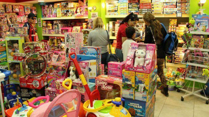 Las compras por el Día del Niño cayeron 3,3 por ciento con respecto a 2017