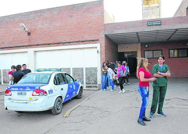 Nahuel Muñoz murió tras ser trasladado al Hospital Gamen con al menos un disparo en la cabeza.