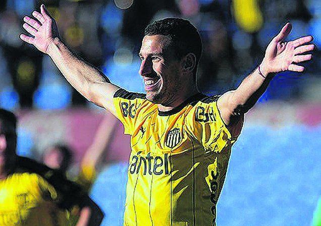 La Fiera debutó en Peñarol con un gol