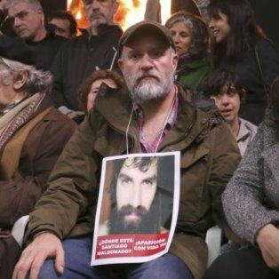 el hermano de santiago maldonado pidio que se asuma que fue desaparicion forzada