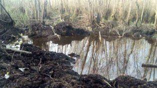 Confirman que hallaron restos humanos en la avioneta caída en el delta