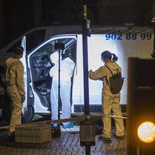 murio un joven que fue acuchillado por un terrorista y ahora son 15 las victimas fatales en barcelona
