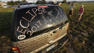 El eclipse solar sólo podrá verse en Estados Unidos o a través del Facebook Live de la Nasa.
