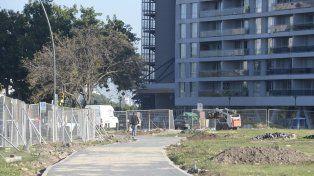 El municipio asegura que el parque de la Arenera en Puerto Norte no está terminado