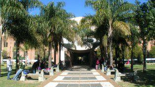 El Hospital de Niños Orlando Alassia donde está internado el bebé.