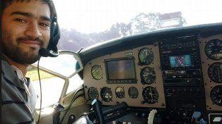 Aún falta confirmar si los cuerpos hallados son los del piloto Matías Ronzano y sus acompañantes.
