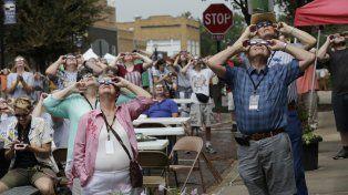 Así se vio el eclipse solar en Estados Unidos
