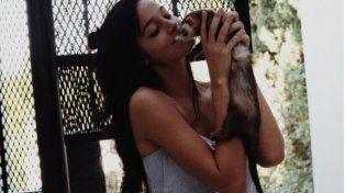 El extraño homenaje de Oriana Sabatini que marcó para siempre con un tatuaje en la espalda