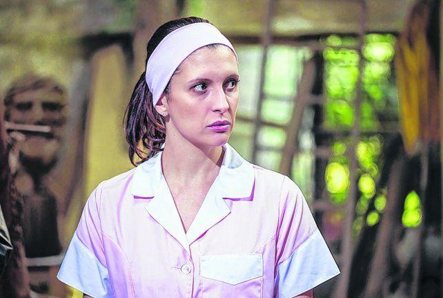 Actriz de raza. Antonella Costa