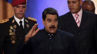 custodiado. Maduro