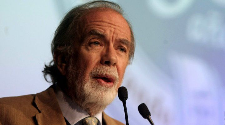 Javier González Fraga arremetió contra los empresarios corruptos.