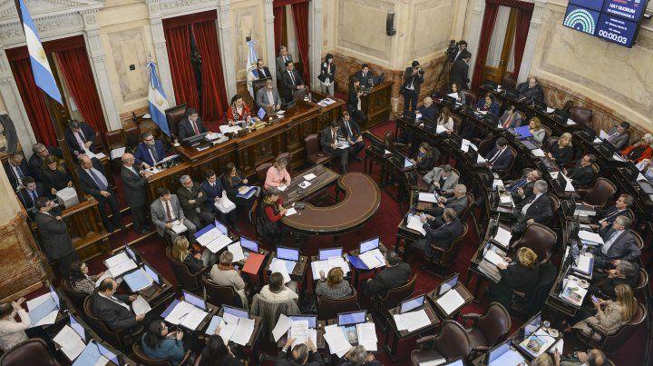 Senadores le dio media sanción al proyecto para aumentar el presupuesto en Ciencia y Técnica