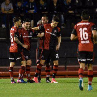 Los futbolistas de Newells entrarán el lunes al Coloso pensando solo en jugar.