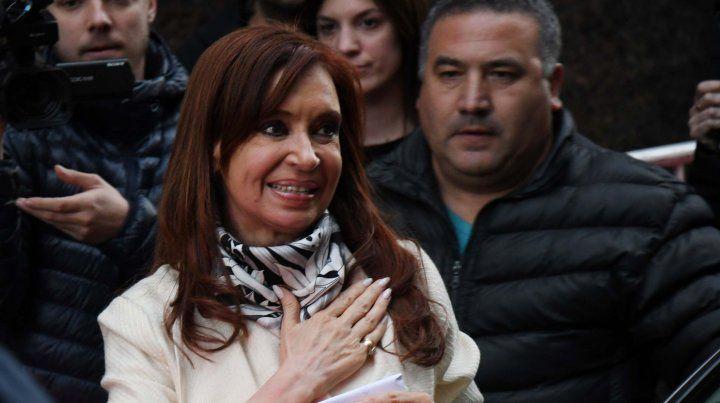 Cristina entendía que no podía abrirse la investigación de traición de Patria ya habiendo una denuncia por encubrimiento a Irán.