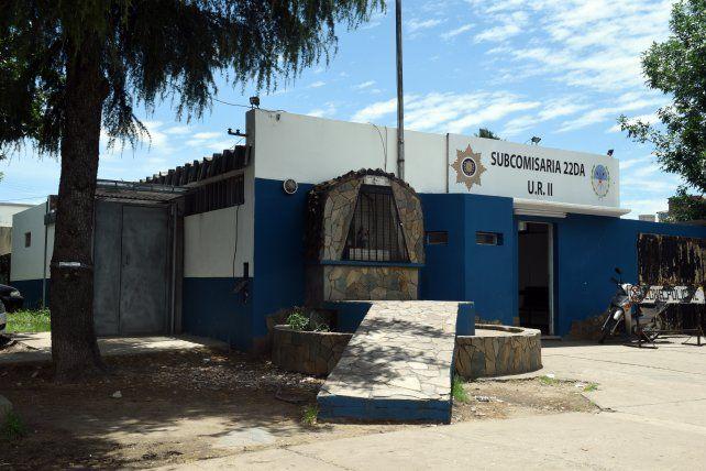 La violenta pelea ocurrió en jurisdicción de la subcomisaría 22.