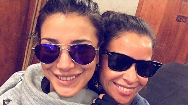 Julieta Ortega y Andrea Rincón hablaron juntas sobre los rumores de romance entre ellas