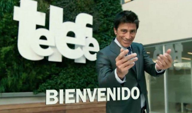 Ya divulgaron el primer video de promoción que anuncia el regreso de Nico Repetto a la TV