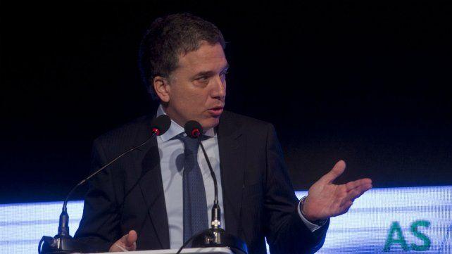 Dujovne confirmó que enviará el proyecto de reforma impositiva al Congreso antes de fin de año