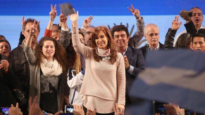 El gobierno nacional admite el triunfo de Cristina sobre Bullrich por un puñado de votos
