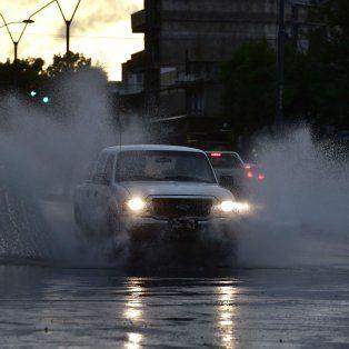 alerta meteorologico por lluvias y tormentas fuertes para el centro y sur de santa fe