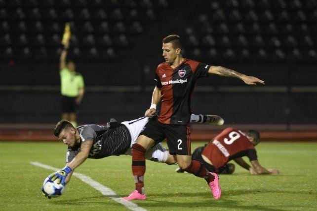 Newells venció a Talleres en el último amistoso previo al arranque de la Superliga.