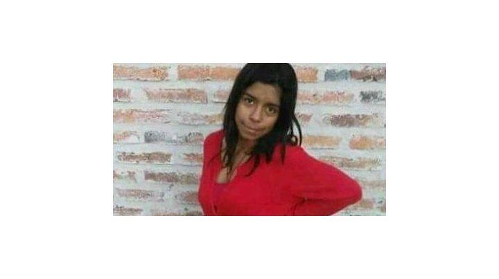 Rosalía Daniela Jara tiene 18 años.