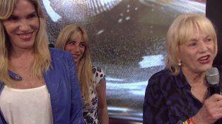 Dora, Yanina y su hermana hablaron de sexo y dejaron a Tinelli sin palabras