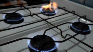 El gobierno autoriza a pagar facturas de gas en forma excepcional hasta en cuatro cuotas