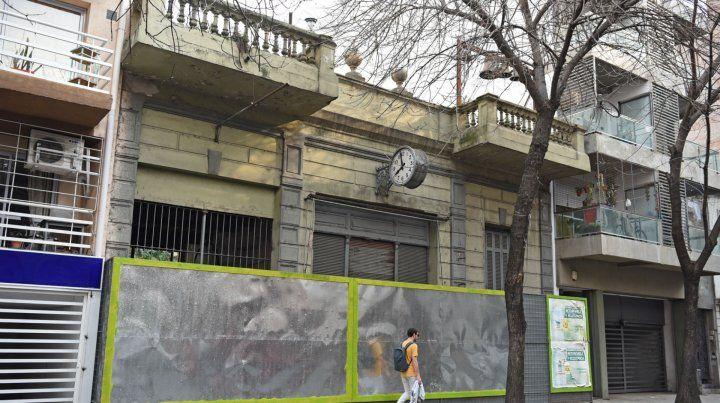 El inmueble en el que funcionó la Relojería Sudamericana tiene un grado de protección 2 B.