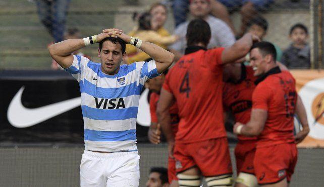 Derrota contundente. Sudáfrica no tuvo piedad frente a Los Pumas