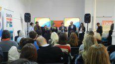 La presentación de Ecofe se realizó en el Cedic.