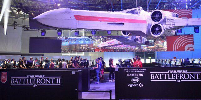 El juego Battlefront II de la famosa saga creada por George Lucas