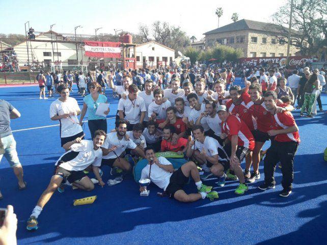 Litoral hizo historia en el Campeonato Argentino de Hockey en Salta