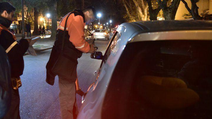 Otro fin de semana con casos de narcolemia positivo en las calles de la ciudad