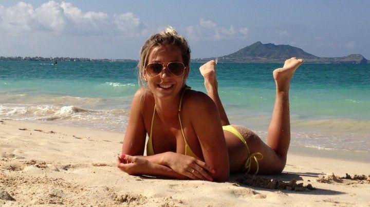 Noelia Marzol después del porrazo en skate: Me divierte hacer estas cosas