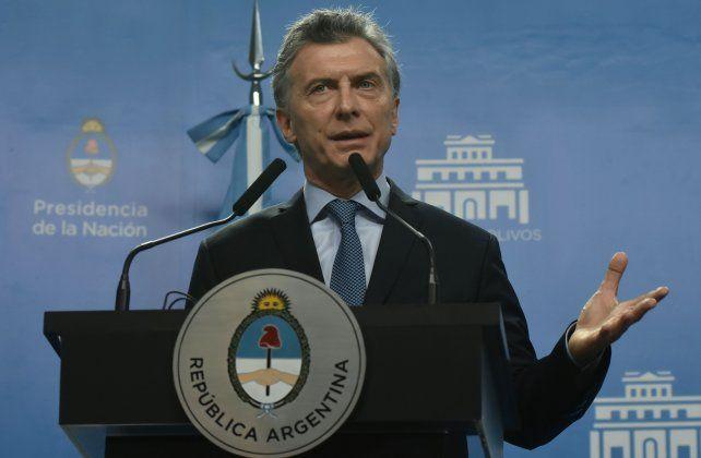 Detienen a un hombre por amenazar telefónicamente al presidente Macri