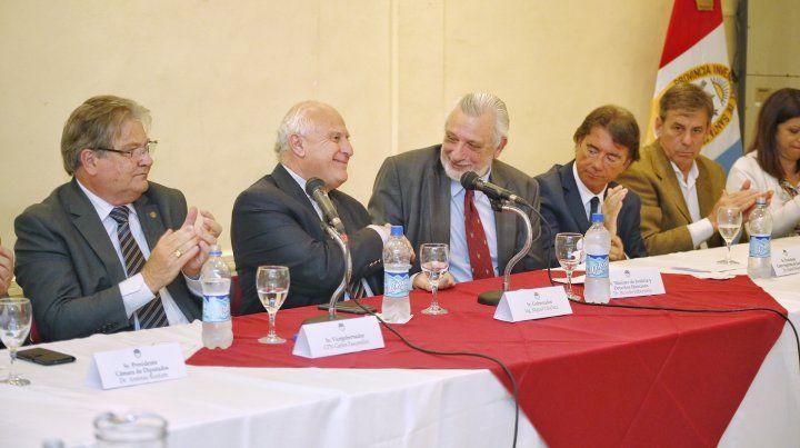 Lifschitz puso plazo para la implementación de la Reforma del Código Procesal Civil y Comercial