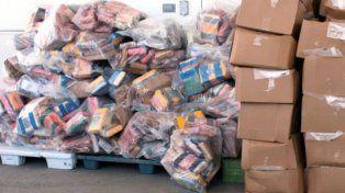 Decomisaron una tonelada de cocaína en Canadá que había sido enviada desde Argentina