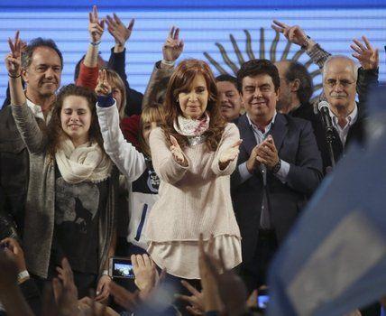 aprestos. La ex jefa del Estado ya prepara el relanzamiento de su campaña para los comicios del 22 de octubre.