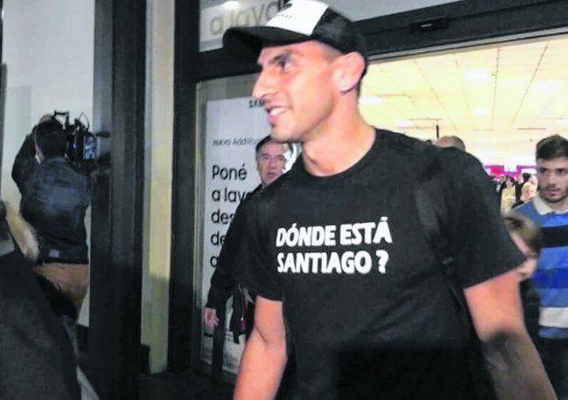 El Patón llegó al  país preguntando ¿Donde está Santiago?