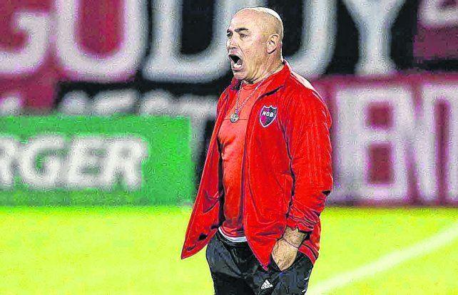 El grito de gol tranquilizador. Juan Manuel Llop lo exteriorizó sin enloquecer