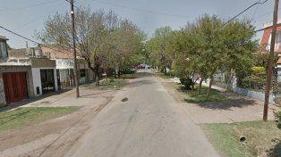 Una mujer y su hijo sufrieron una feroz paliza a manos de dos delincuentes en zona oeste