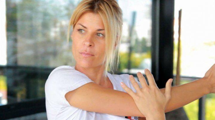 Eugenia Tobal negó estar embarazada y se enfureció con la revista que publicó la noticia