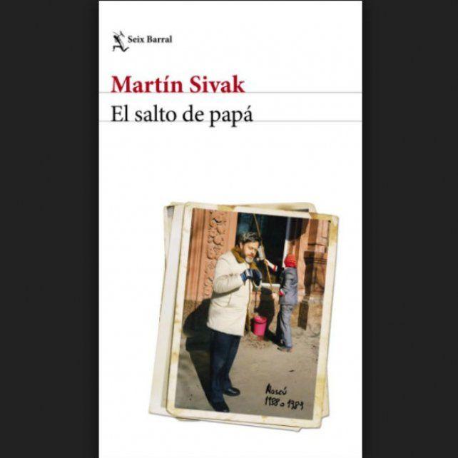 El periodista Martín Sivack presenta su libro El salto de papá en Homo Sapiens