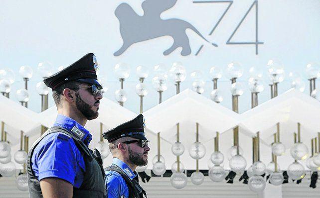 Máxima seguridad. Tras los recientes atentados en Europa