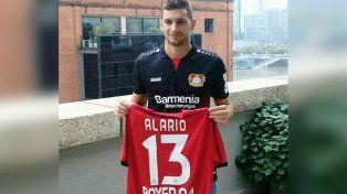 Foto robada. El representante aseguró que la imagen del jugador con la camiseta del club alemán no debía trascender a los medios.