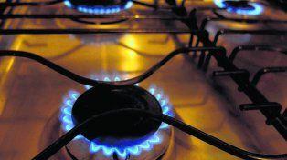 más caro. Buscan minimizar el impacto del servicio de gas.