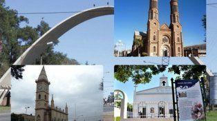Tres aportes. En Esperanza la colonización apostó a la convivencia y al ecumenismo religioso.